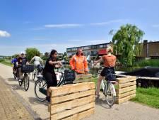 Berucht fietspad langs Breevaart krijgt hekjes, maar daar is niet iedereen blij mee: 'Het wordt nóg gevaarlijker'