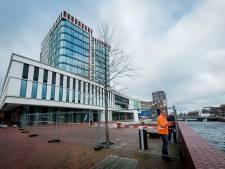 Stadhuis in Almelo dicht door waterschade: 'Trouwerij van 15.00 uur kan wel doorgaan'