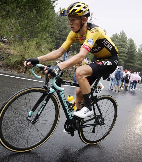 Ulftse wielrenner Koen Bouwman: revanche in de Giro