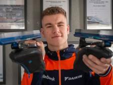 Stefan Westenbroek geniet met volle teugen van debuut op 'grote' NK en rijdt en passant pr op 500 meter aan gort