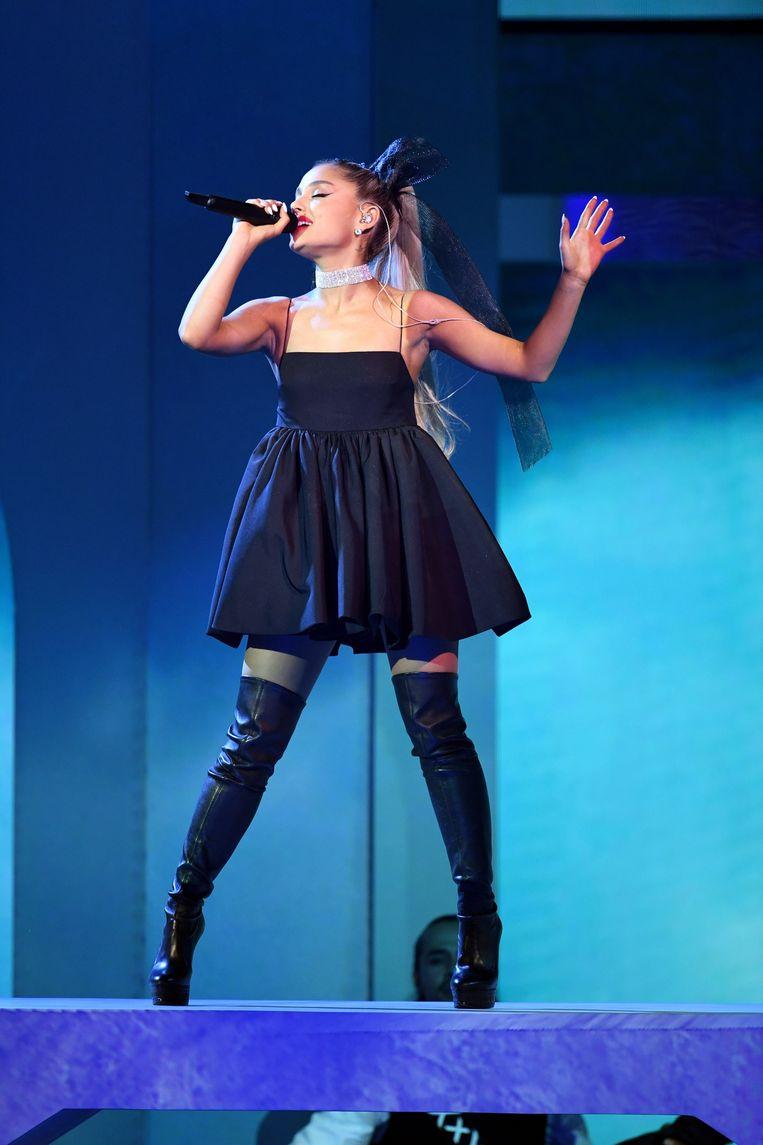 Ariana Grande Beeld AFP