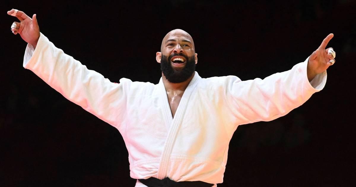 Opnieuw brons voor zwaargewicht Meyer op WK judo