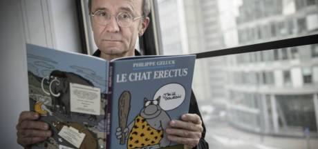 """Le musée du Chat obtient son permis d'urbanisme, Philippe Geluck """"heureux et soulagé"""""""