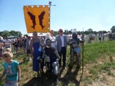 Groep geschiedenisfans speelt slag om Altena na