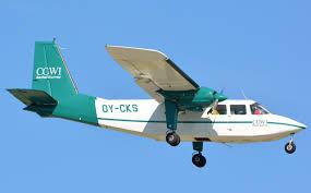 Met deze vliegtuigjes voert Eneco de inspecties uit.