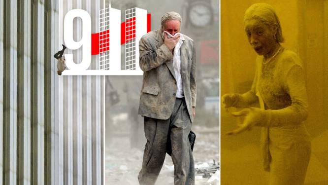 20 jaar 9/11. Hoe gaat het vandaag met de Amerikanen op deze iconische foto's?