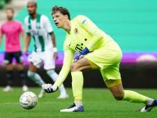 Nijhuis krijgt voorlopig voorkeur boven Paes bij FC Utrecht