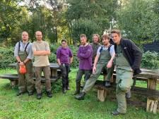 Binnenwerk aan de slag bij Staatsbosbeheer