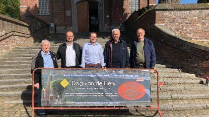 Dag van de fiets zet fietskerk in Onkerzele in de kijker