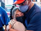 """""""Houston, je suis à la maison"""": retour chargé d'émotion pour Simone Biles après des Jeux chahutés"""