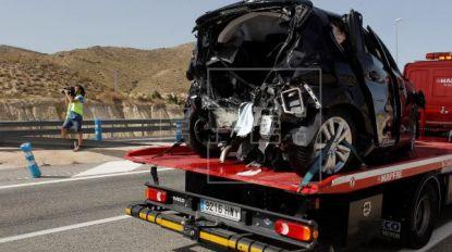Belgische peuter (2) en man (25) sterven bij ernstig ongeval in Spaanse Alicante