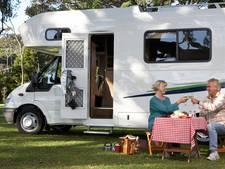 Nieuwe camperplaatsen in Terneuzen