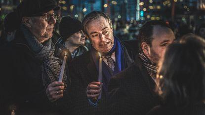 Burgemeester ziet het licht