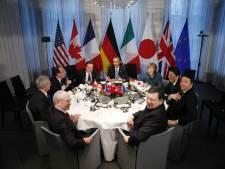 Le G8 en Russie remplacé par un G7 à Bruxelles