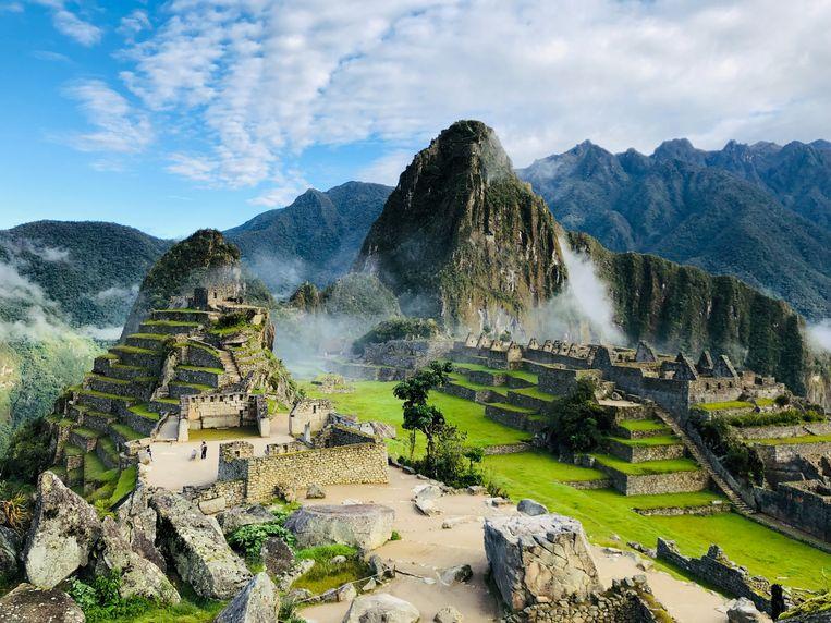 Machu Picchu Beeld Getty Images