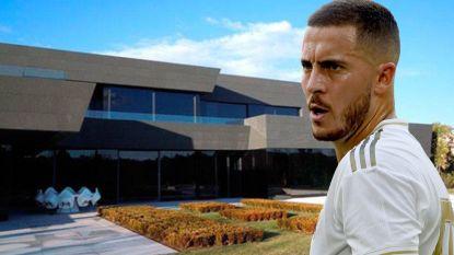 De riante villa in Madrid waarvoor Eden Hazard 9 miljoen euro neertelt