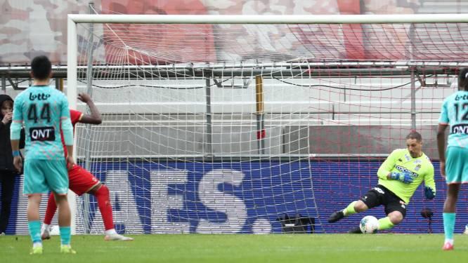 Antwerp mocht eigenlijk geen strafschop krijgen tegen Charleroi