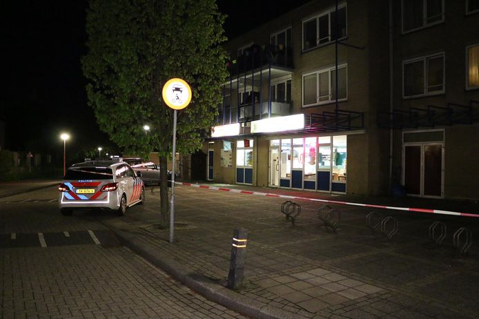 Overval in Oldenzaal