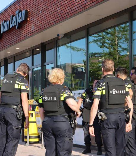 Mogelijk schietincident in Lelystad, maar politie vindt geen slachtoffers of daders