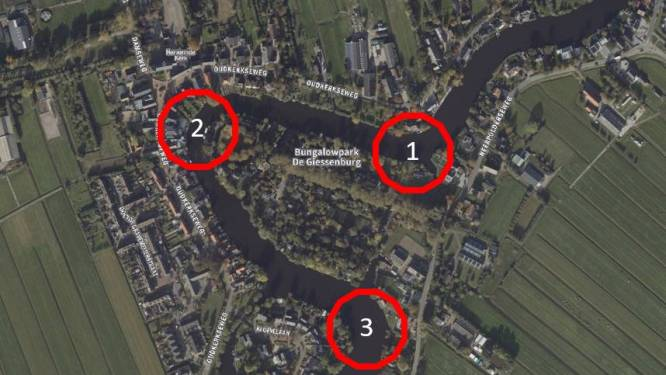 Komt er een onderwaterdamwand in de bocht in Giessen-Oudekerk? Grote kans van wel