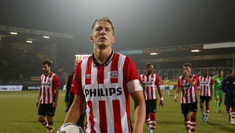 PSV-spits Luuk de Jong Beeld anp
