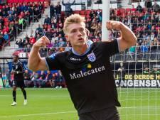 PEC Zwolle voor vierde keer in jaar tijd op bezoek bij onverbiddelijke douanier AZ