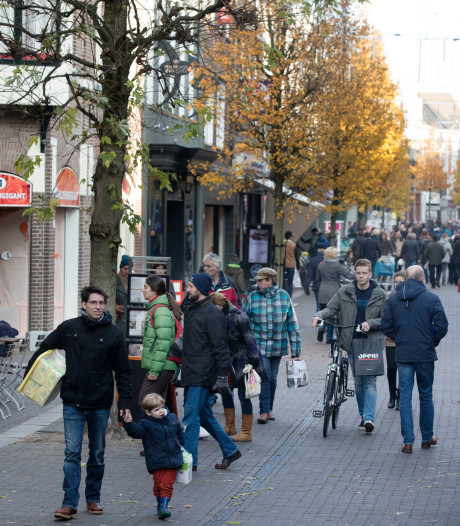 Vallei nadert kwart miljoen inwoners, Wageningen trekt immigranten