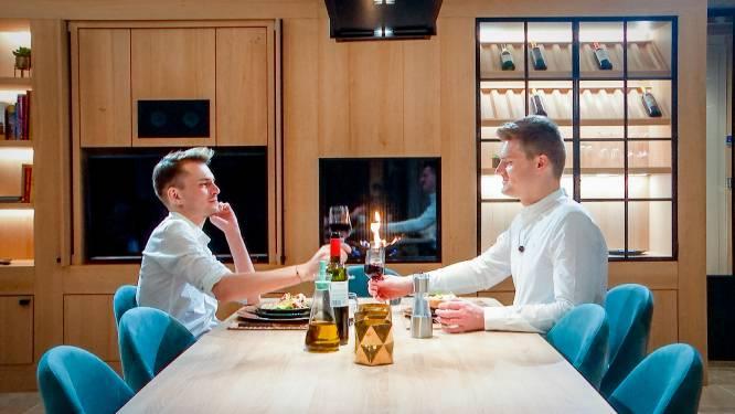 Meteen raak in 'Blijven Slapen': Michiel en Joachim nemen vliegende start