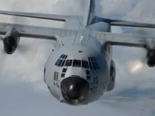 La Belgique a envoyé un C-130 au Mali