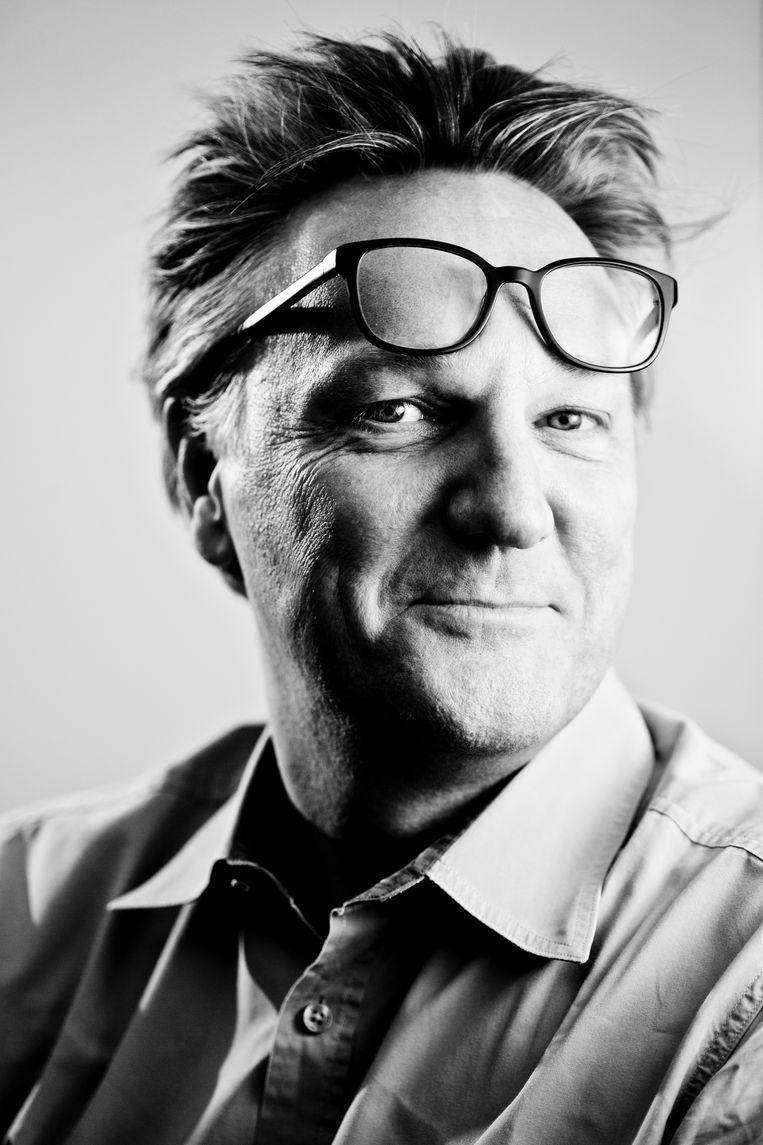 Joël De Ceulaer. Beeld jonas lampens