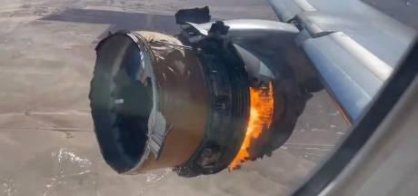 Boeing 777 maakt noodlanding in Moskou vanwege problemen met motor