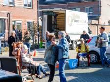 Voor heel even geen corona: groot buurtfeest voor 60-jarig huwelijk van Rijk en Bea uit Amersfoort
