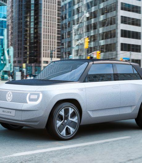 Zo gaat Volkswagens goedkoopste ID-model er (ongeveer) uit zien