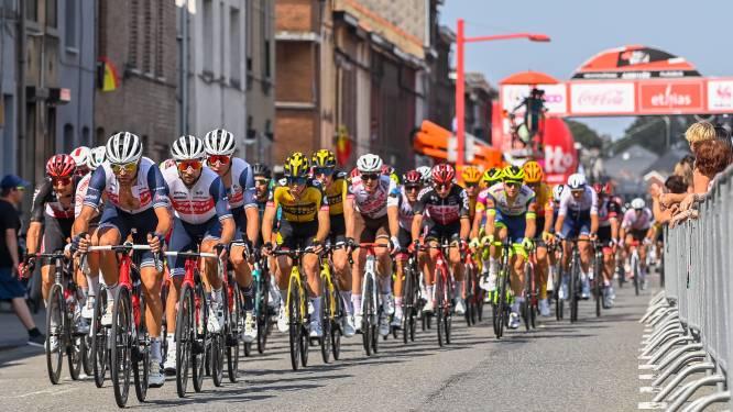 Knap gebaar: renners schenken premies uit Ronde van Wallonië aan slachtoffers watersnood