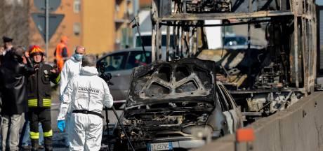 Vastgebonden jongen (13) gekaapte bus voorkwam een ramp