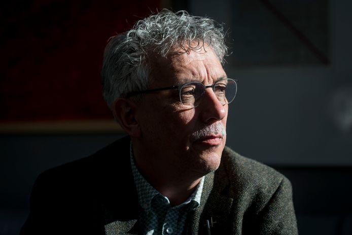 Portret Jeroen Hatenboer.