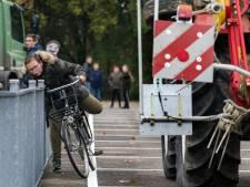 Tractor is linke soep voor fietsende kinderen, leren ze in Kerkdriel