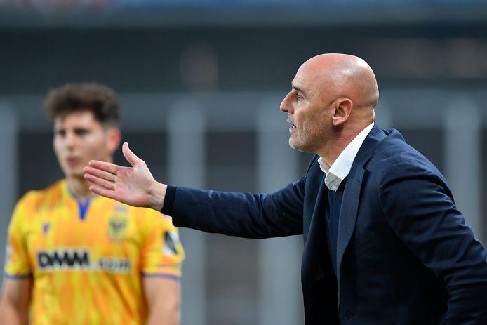Muscat coacht STVV. Maar voor hoelang nog? In Moeskroen wordt het voor hem zo goed als zeker opnieuw de match van de laatste kans.