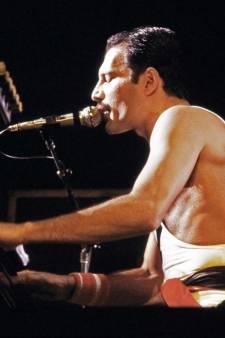 Onlinekunstwerken over Freddie Mercury geveild voor goede doel