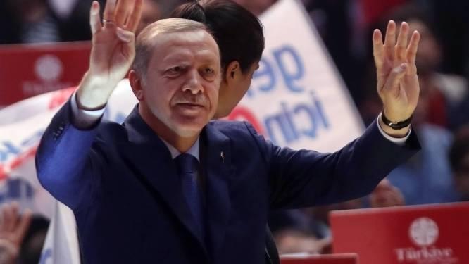 Aanhangers Erdogan plannen verkiezingsshow in ons land
