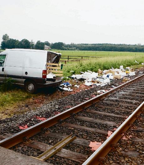 Berkelland sluit onbewaakte spoorwegovergangen in Ruurlo af; spoortrap is te duur