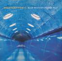 De hoes van 'Blue Wonder Power Milk', de tweede plaat, met een coverfoto die Anton nam in het Atomium.