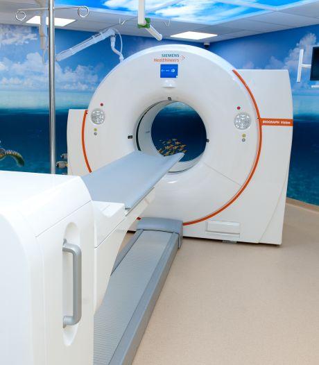 Sneller scan-apparaat in CWZ ontdekt kleinere uitzaaiingen, terwijl ligcomfort groter is