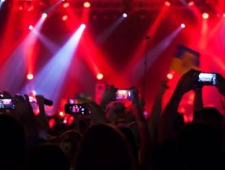 Kan je binnenkort dankzij Apple niet meer filmen tijdens concerten?