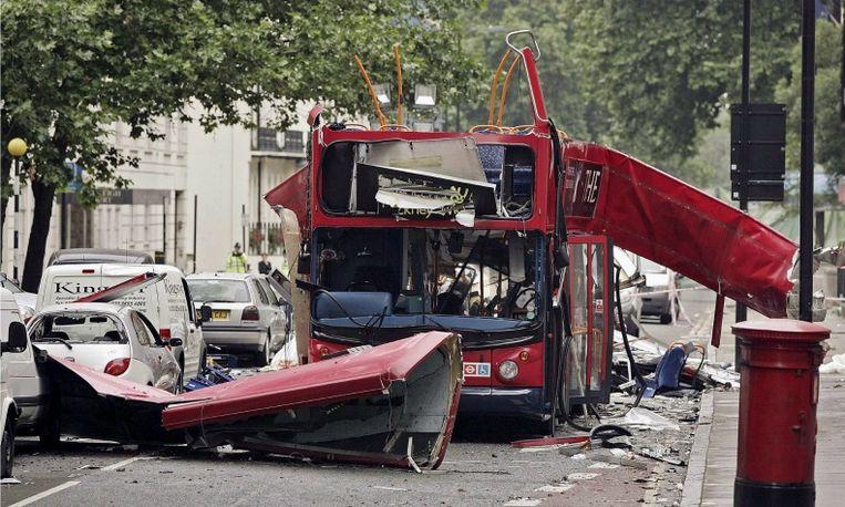 """Buschauffeur praat 10 jaar na aanslagen Londen: """"Het was horror"""""""