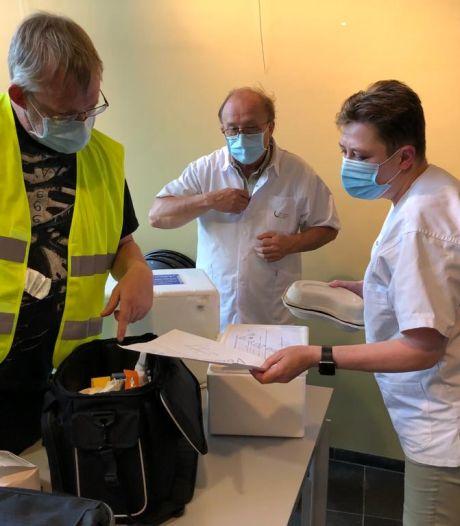 Un vaccibus et plus de possibilités pour se faire vacciner à Charleroi