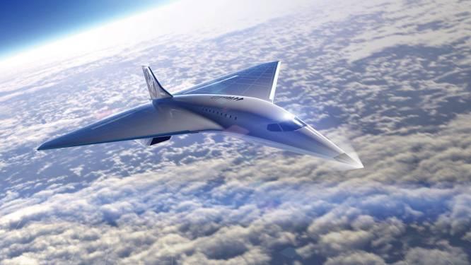 Virgin en Rolls-Royce werken aan supersonisch vliegtuig: van Brussel naar New York in anderhalf uur