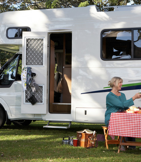 Puttense recreatieondernemer mag  plan camperplekken verder uitwerken