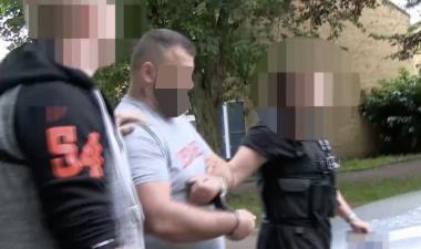 Alket Dauti werd in juni opgepakt in Londen.