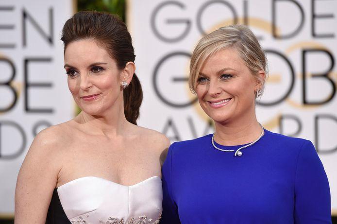 Tina Fey en Amy Poehler zullen ook dit jaar de Golden Globes presenteren